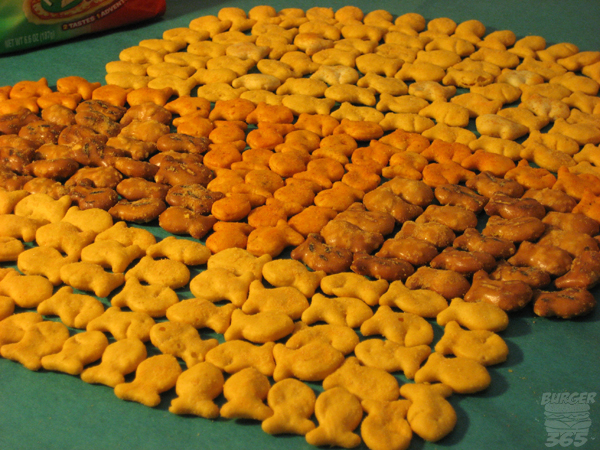 goldfish crackers flavors. Goldfish crackers have been