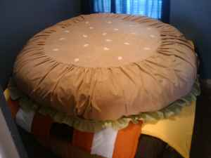 Hamburger Bed For Sale Everything Burger