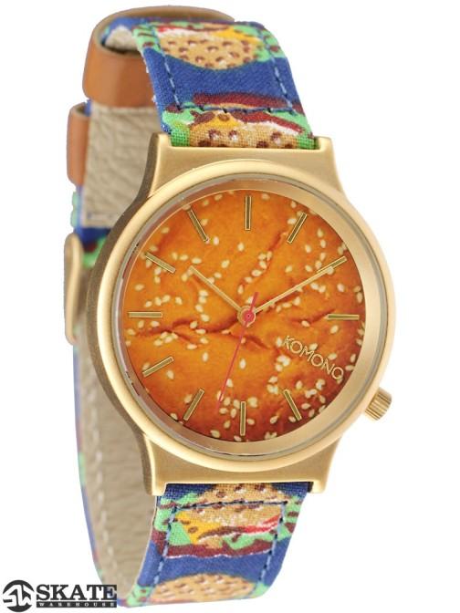 Komono Watch Burger Time