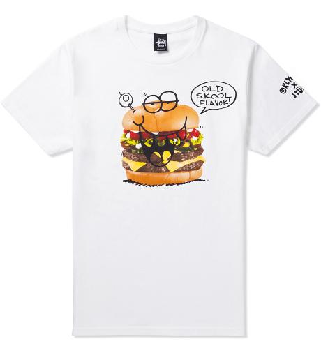 Stussy Burger T-Shirt