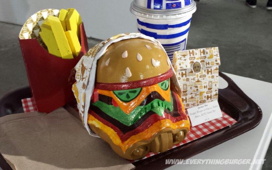 Stormtrooper Burger